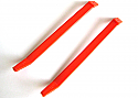 Cox .049 Skymaster Wing Struts (Orange)