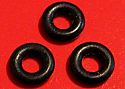 Cox .09 Tee Dee RC Needle Stem O-Ring (3)