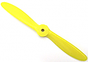 Grish .049 5 x 4 Tornado Propeller (Yellow)