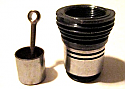 Cox .049 Medallion Cylinder & Piston