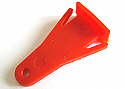Cox .049 Skymaster Line Guide (Orange)