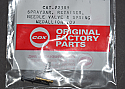 Cox .049 & .09 Medallion Needle, Spring, & Spraybar