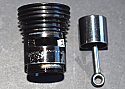 Cox .049 #1 Black Widow Cylinder & Piston (Refurbished)