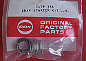 Cox .049 Snap Starter Kit (LH)