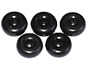 "Cox CL RC FF Plastic Wheel 3/4"" (5)"
